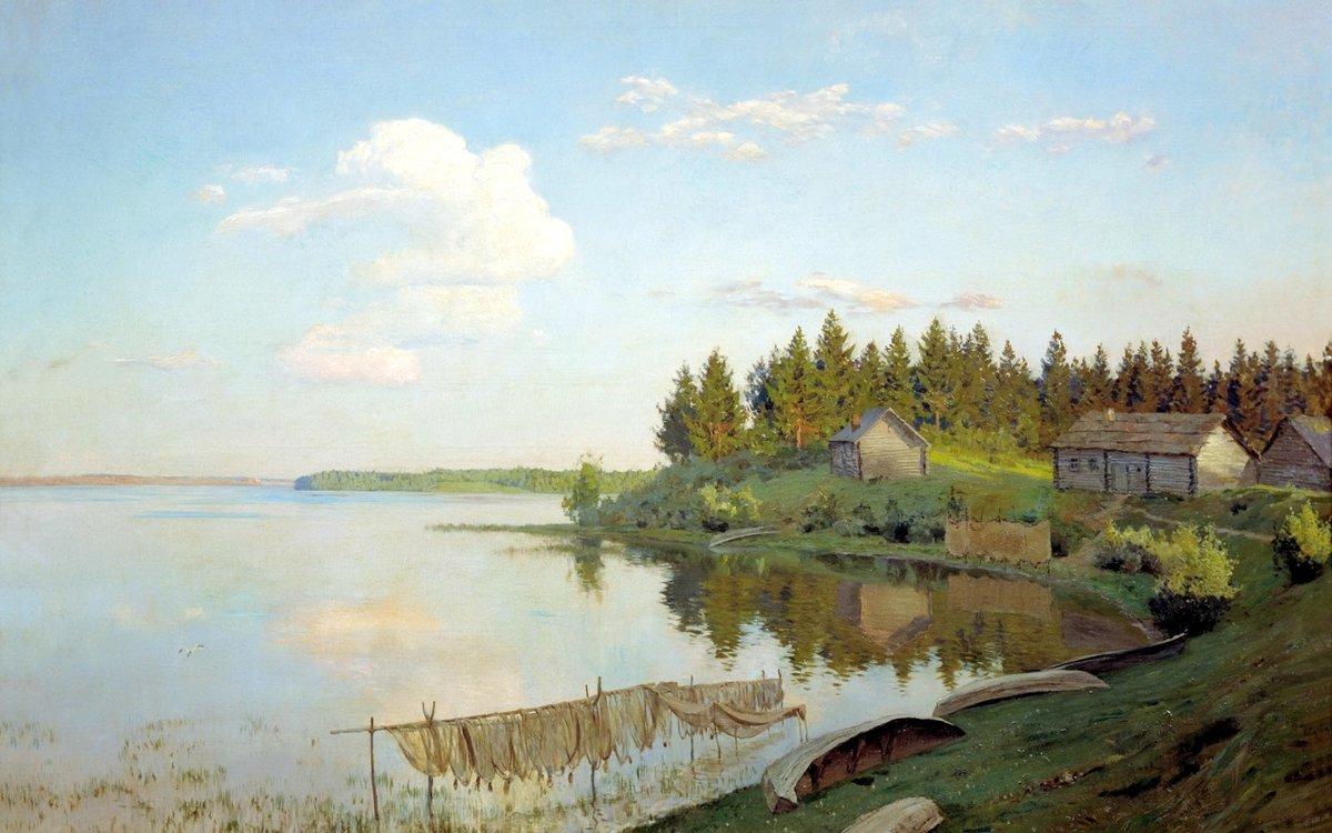 Класс, русские пейзажи картинки
