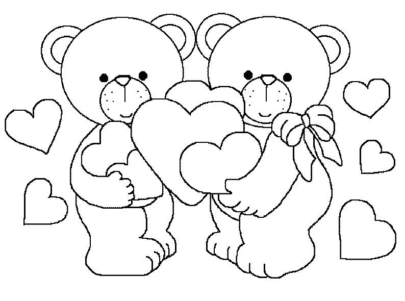 Как нарисовать открытку 14 февраля