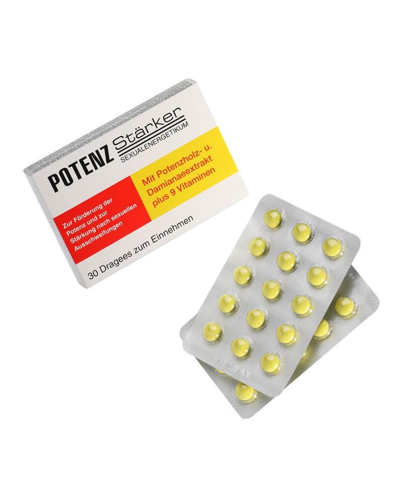Какое лекарство для повышения потенции мужчине лучше выбрать?