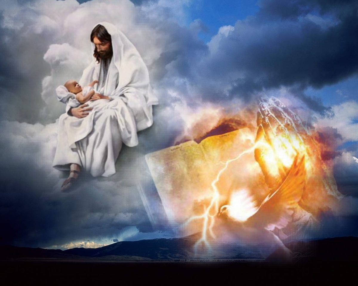 Рождением дочки, картинка о боге красивая