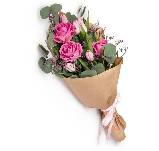 Букет доставка томск, оптовая база цветов химки