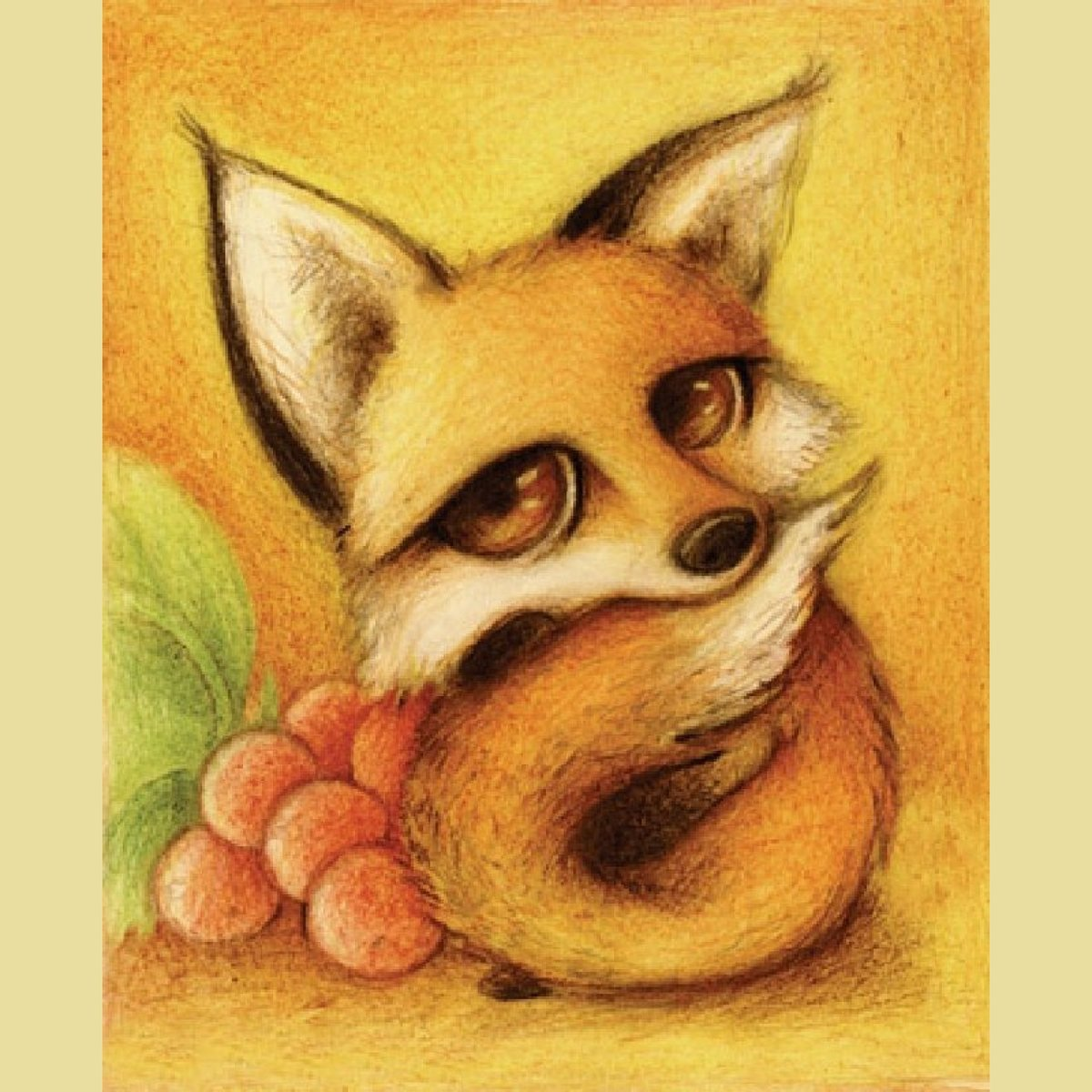 Картинки милых животных для срисовки