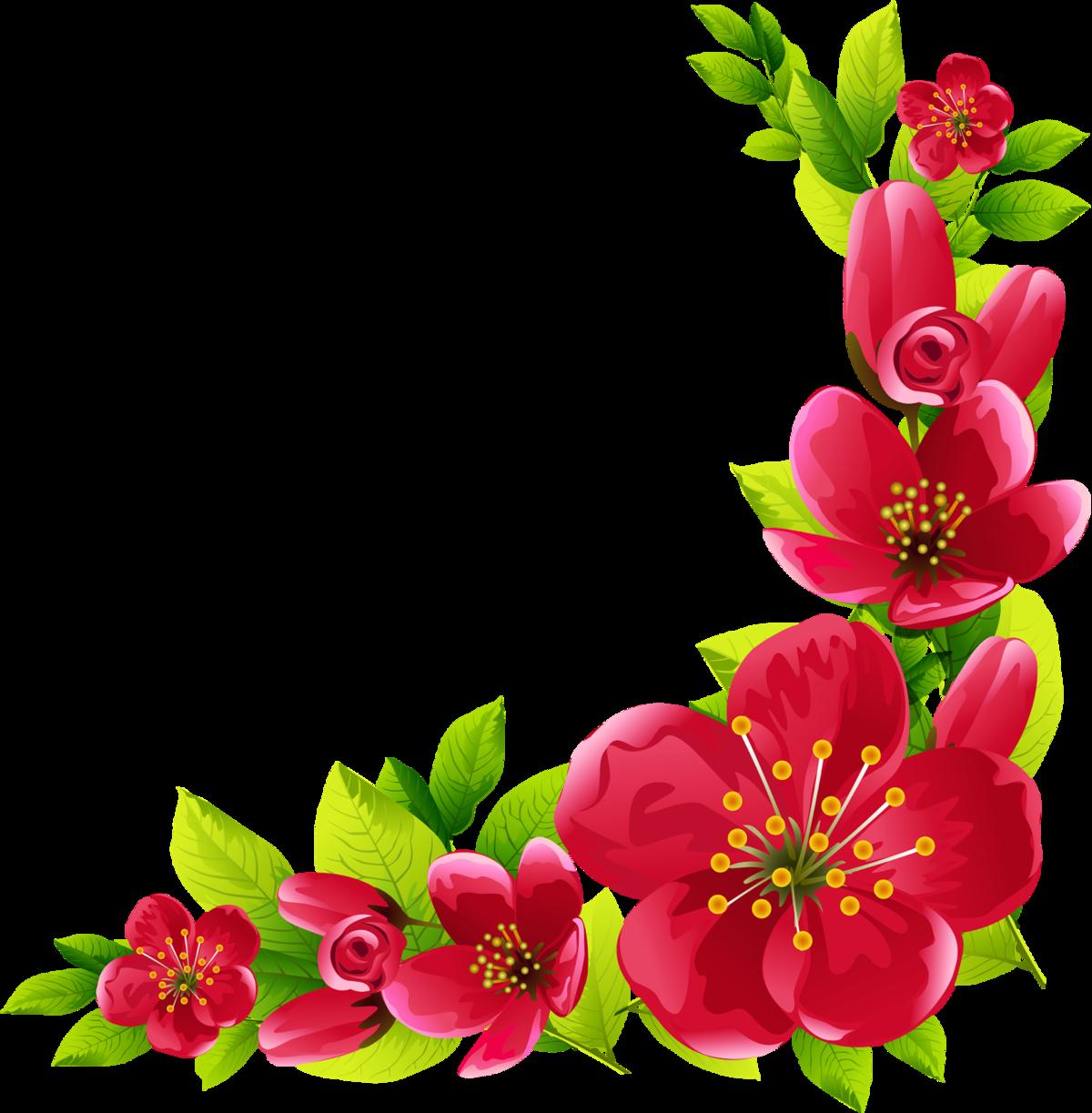 Картинки цветы для оформления