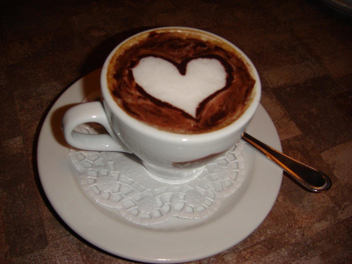 Открытки чашка кофе для тебя с любовью, юбилеем