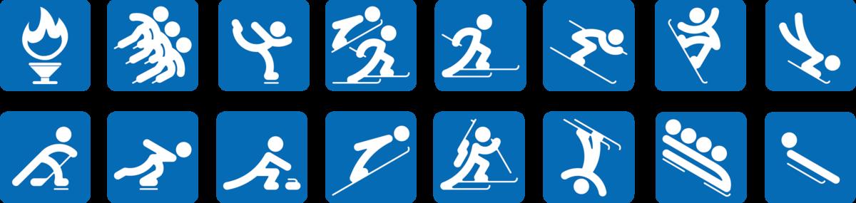 Эмблемы видов спорта в картинках с названиями