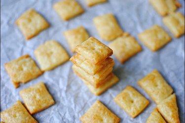 печенье с васаби крекеры рецепт