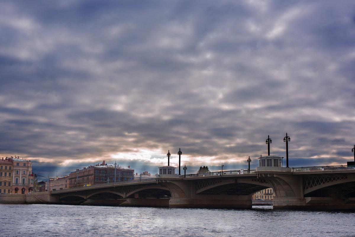 картинка мост благовещенский мост благодаря