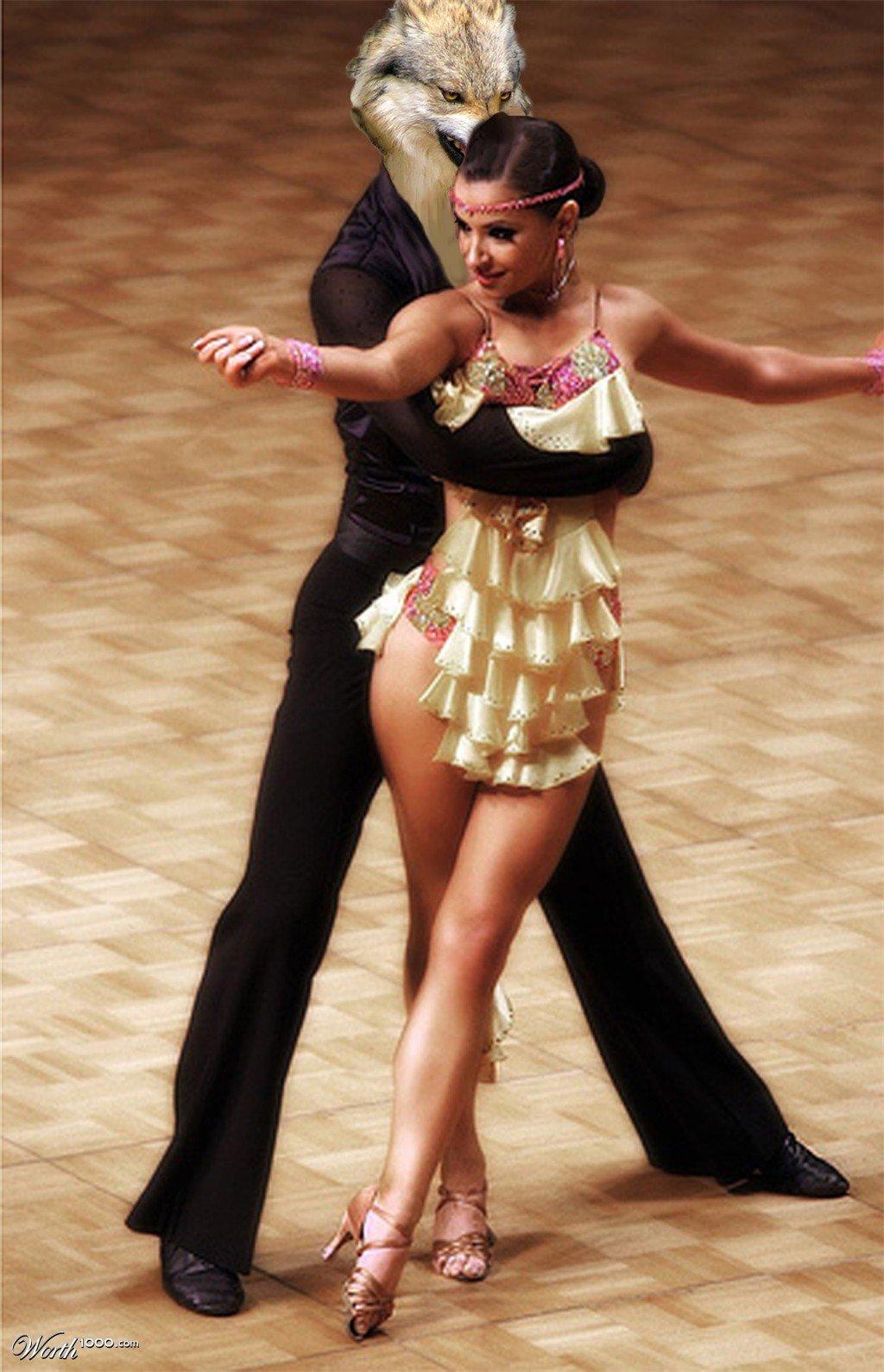 Откровенные танцы латино #8