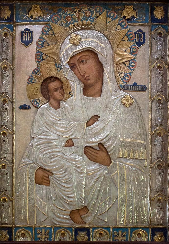 Икона иерусалимская картинка