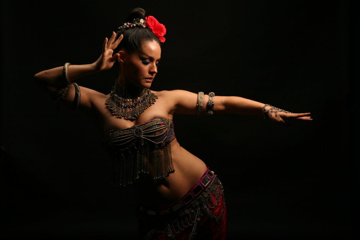 восточные эротические танцы