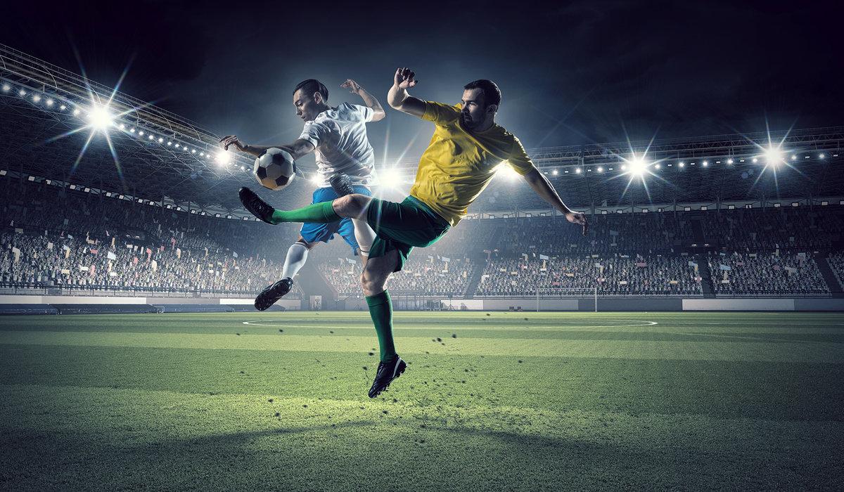 сегодня футбол и следить за результатами можно на сайте