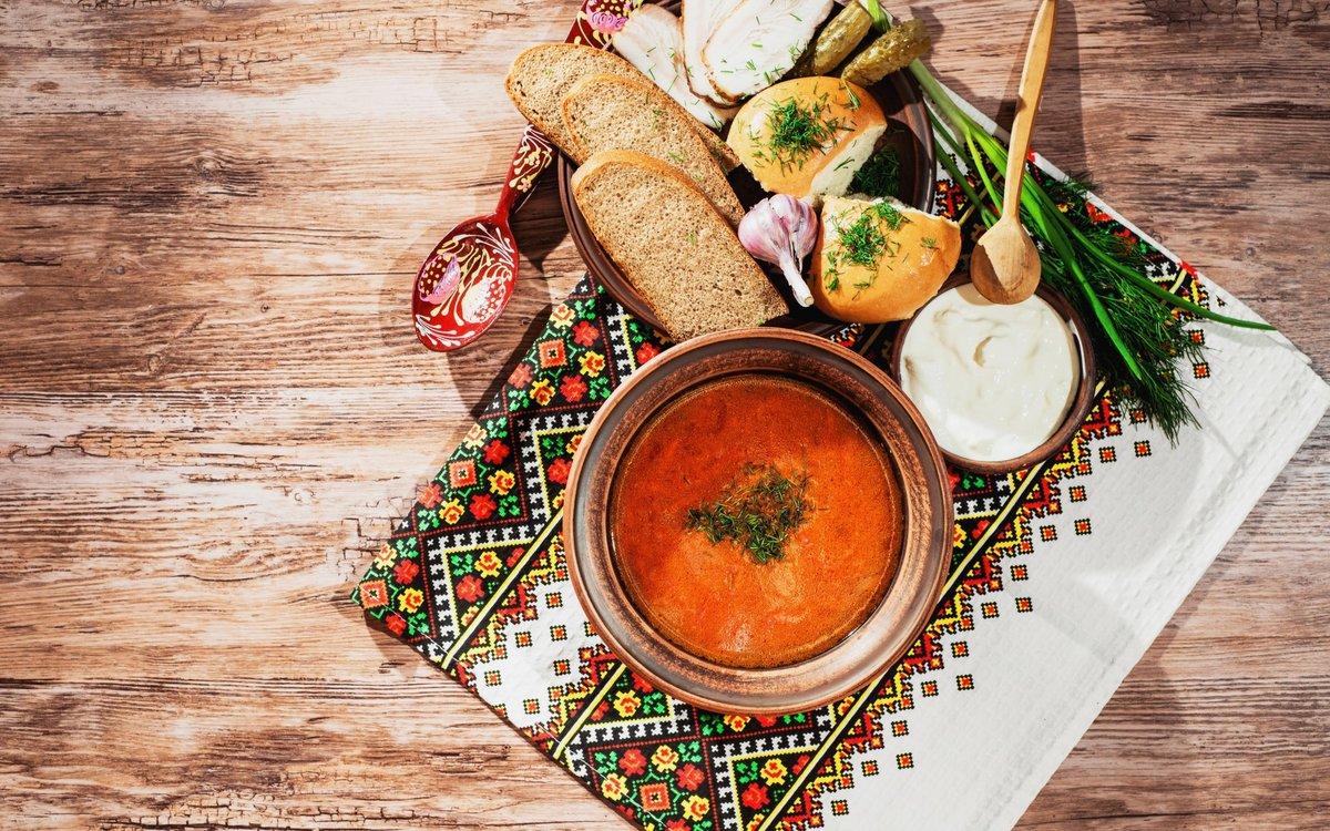 картинки с украинскими блюдами