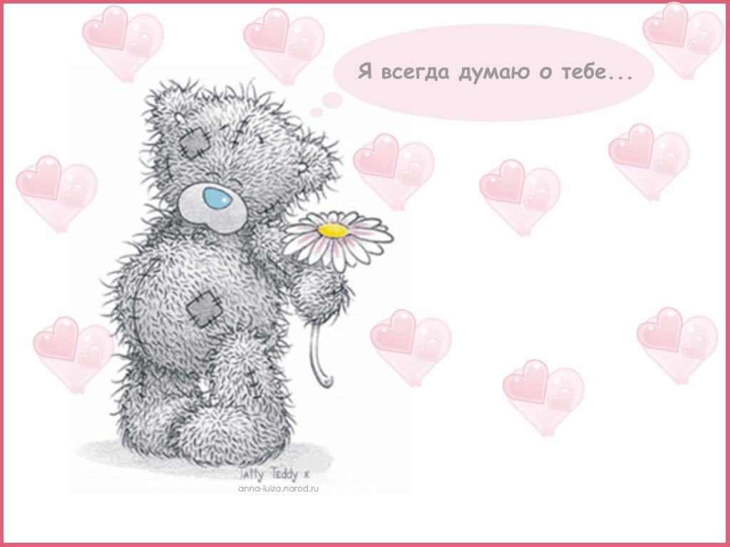 Мишки тедди картинки любовь с надписями