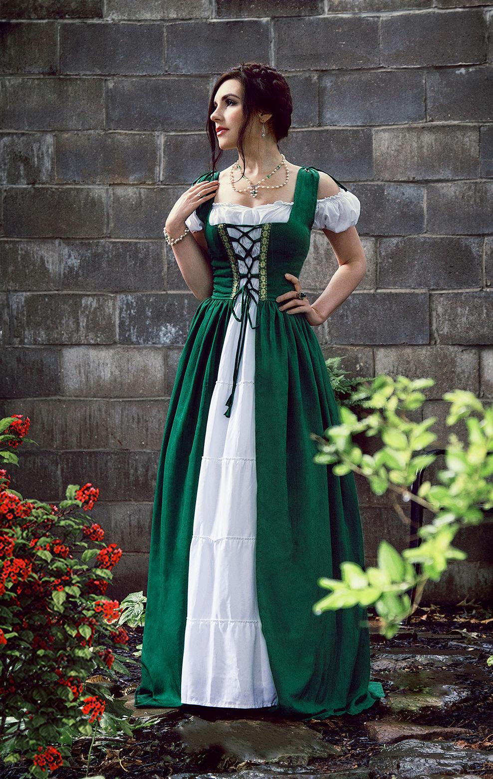 фотосессия в средневековых костюмах сайте собраны