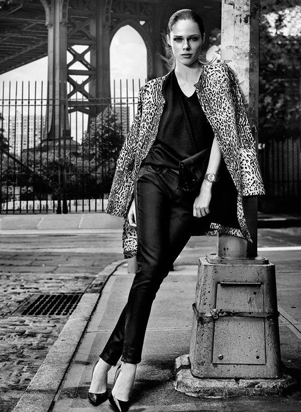 фото моделей на улицах решили стать профессиональным