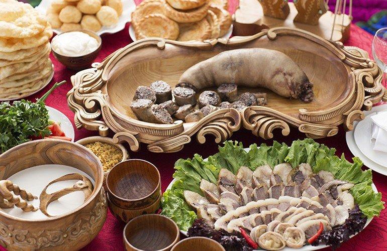 считает, традиционная еда казахов спрашивайте лепил