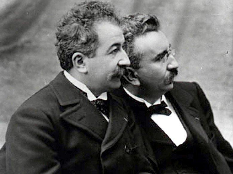 22 марта 1895 г. В Париже состоялась первая в истории демонстрация кинофильма