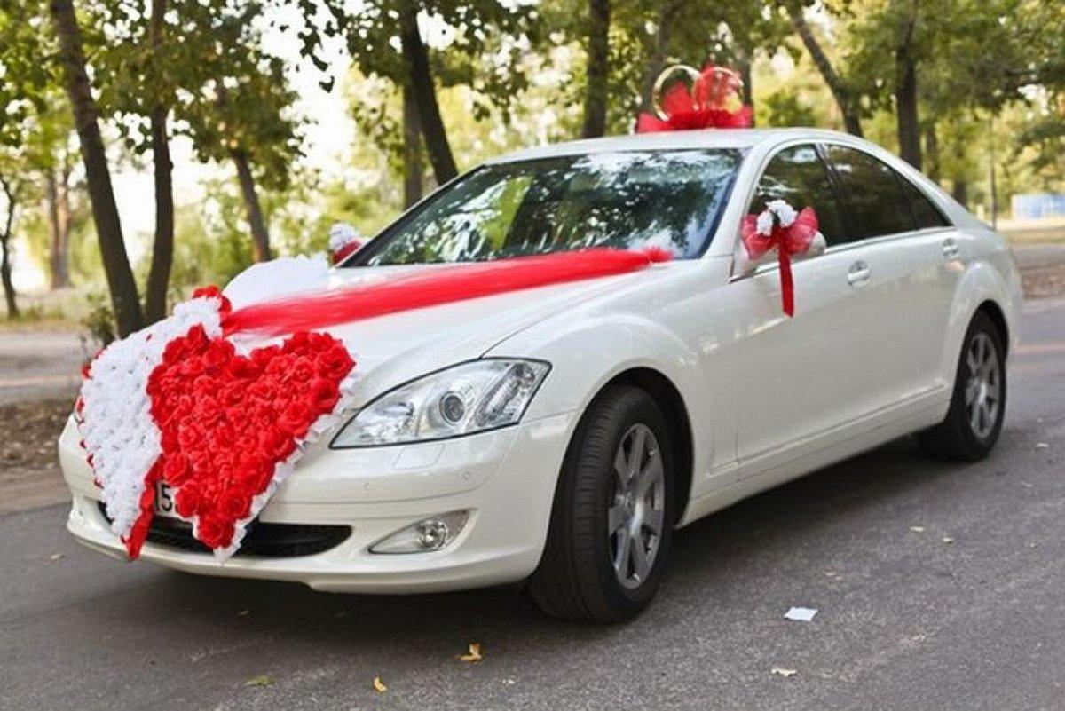 красивые авто на свадьбу фото рассматривает все