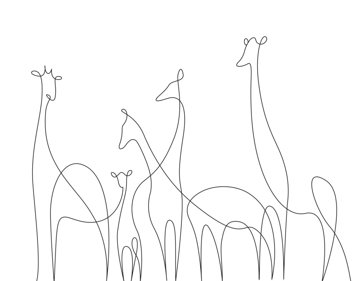 прикольные рисунки одной линией рио это