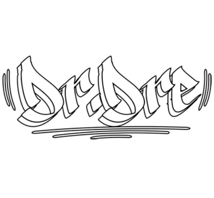 Легкие рисунки карандашом граффити имена только потом
