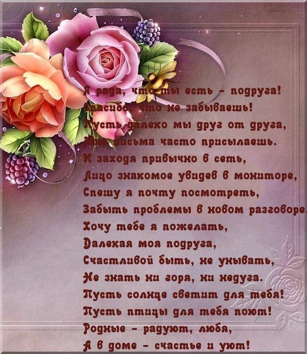 самые лучшие стихи для друга александра
