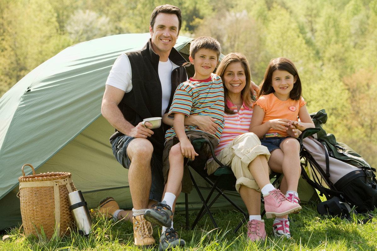 Картинки активный отдых с детьми