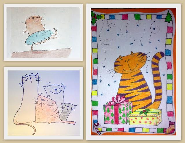 Рисуем онлайн открытки
