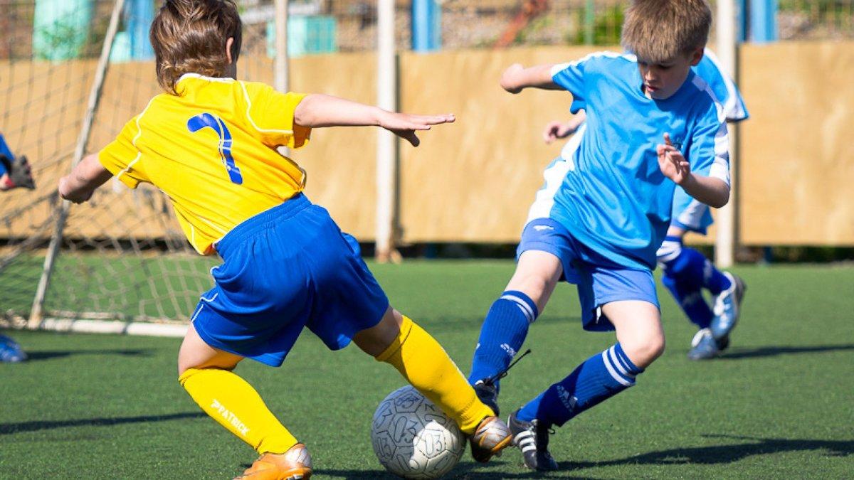 Детско-юношеский футбол