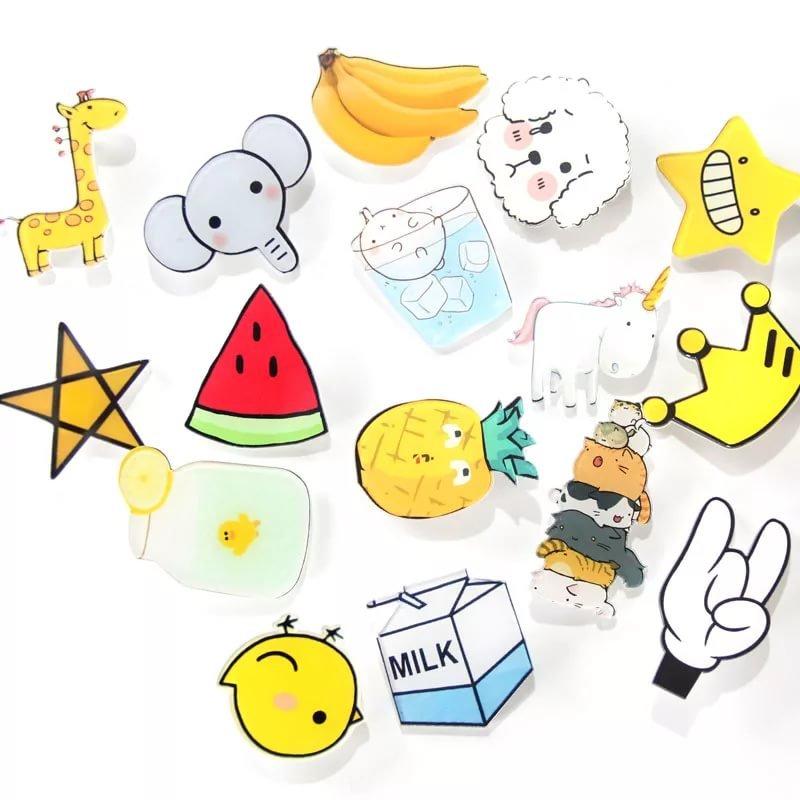 Картинки для значков своими руками