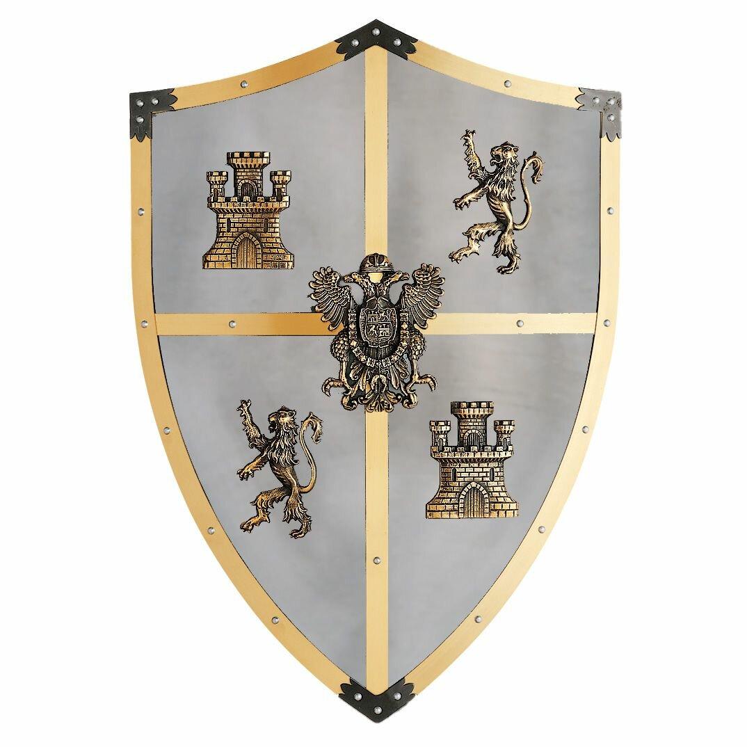 картинки герб на щите рыцаря