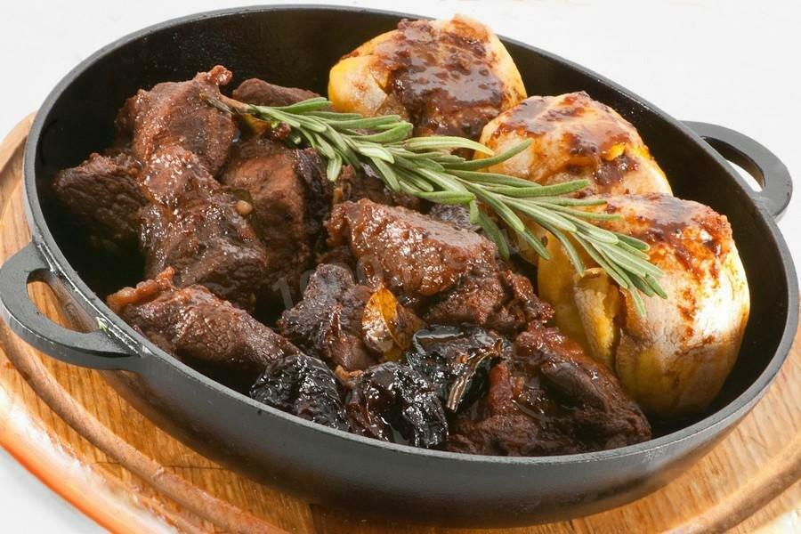 мясо в коньяке картинки совсем крошечные