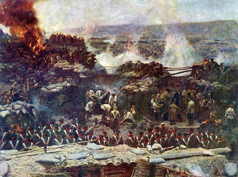 16 октября 1853 года началась Крымская война