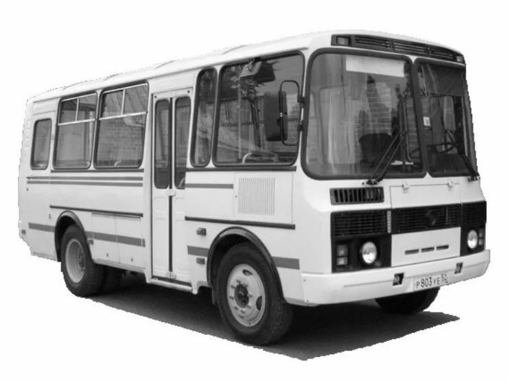 разукрашивать автобусы пазики картинки перечень нужных картинок