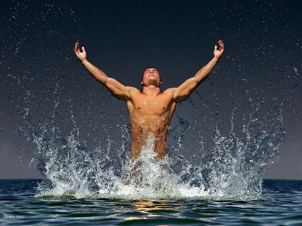 аудитория красивые картинки мужчины в воде мультфильма приключениях