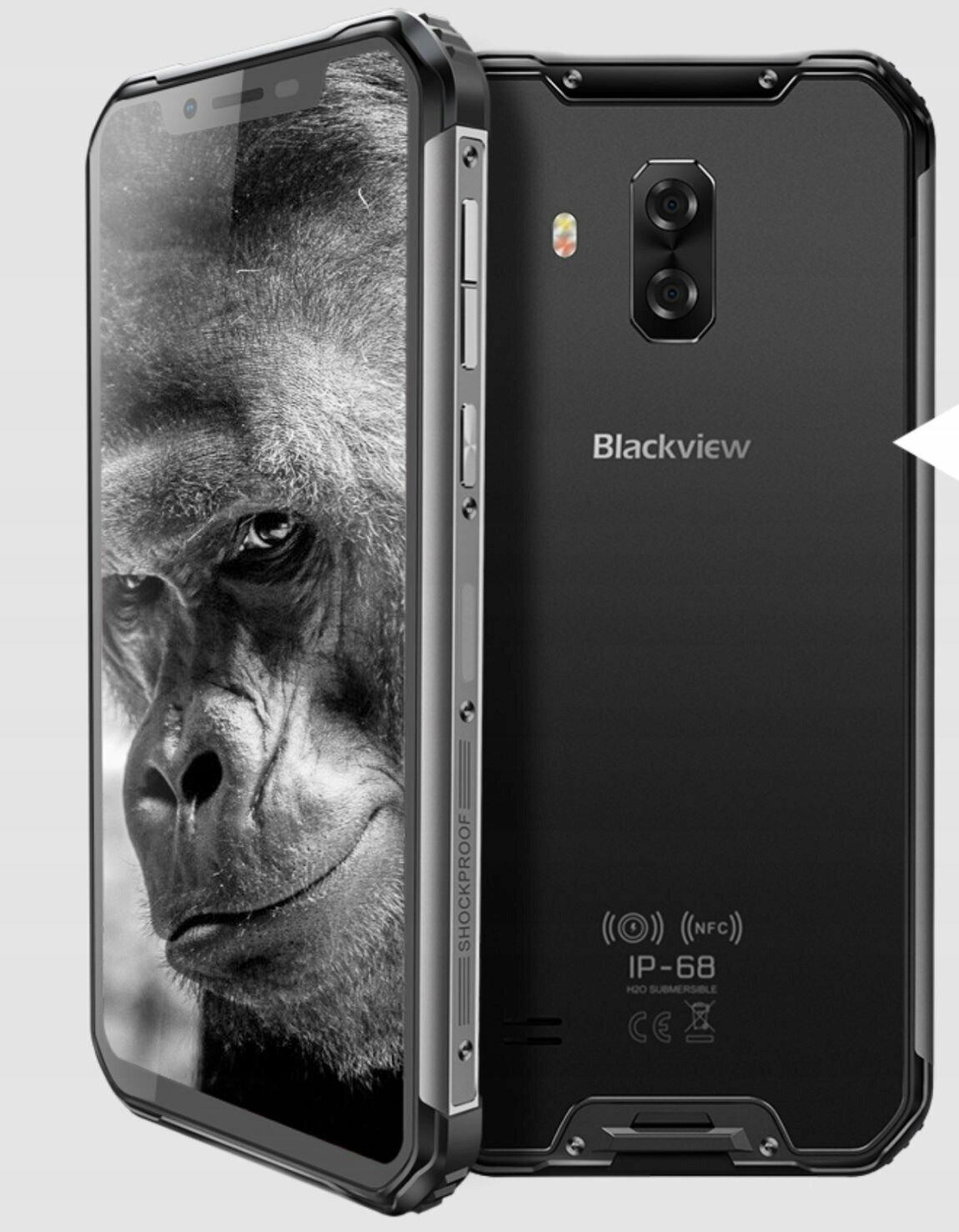 Сверхпрочный смартфон Blackview BV9600 Pro в Твери