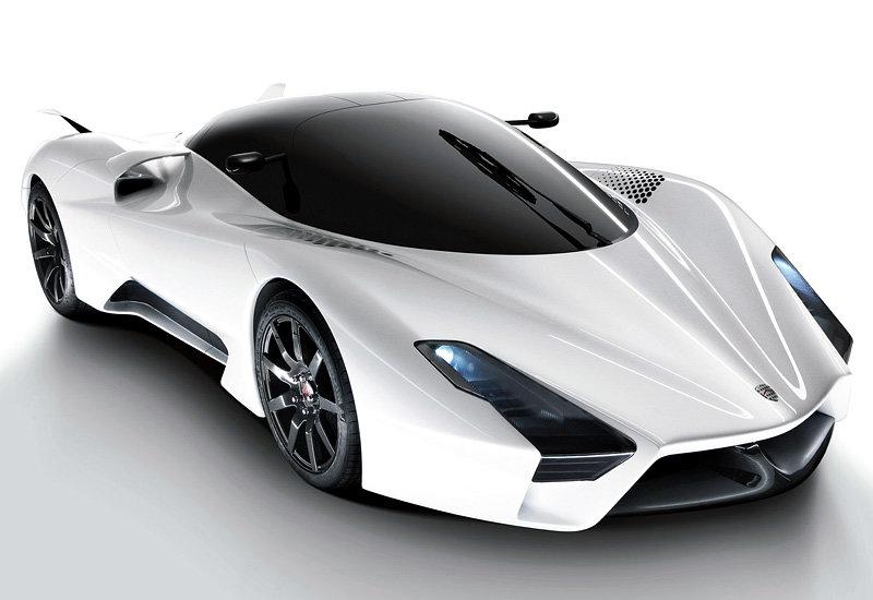 SSC Tuatara – это детище успешной американской компании Shelby Super Cars. Автомобиль впервые продемонстрировали в 2011 году.