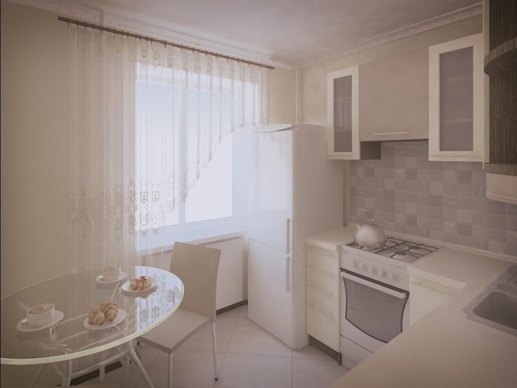 """Светлая маленькая кухня"""" - карточка пользователя tanya.ionko."""