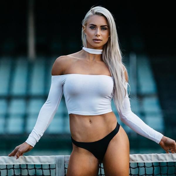 fitness athletes Bikini