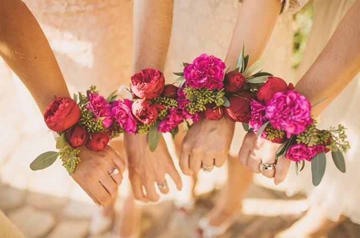 Как на свадьбе выделить подружек невесты