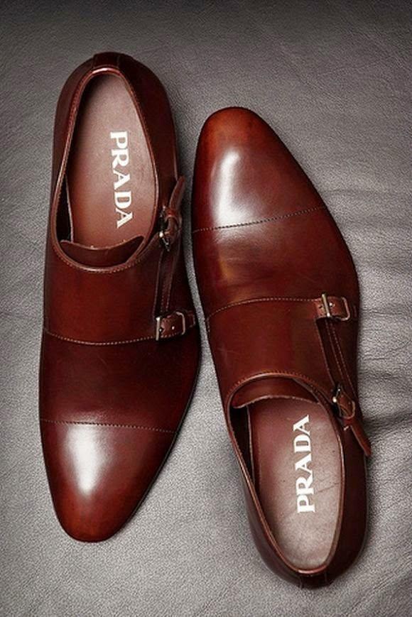 dd590c15 Мужская обувь: Монки - классические туфли Prada» — карточка ...