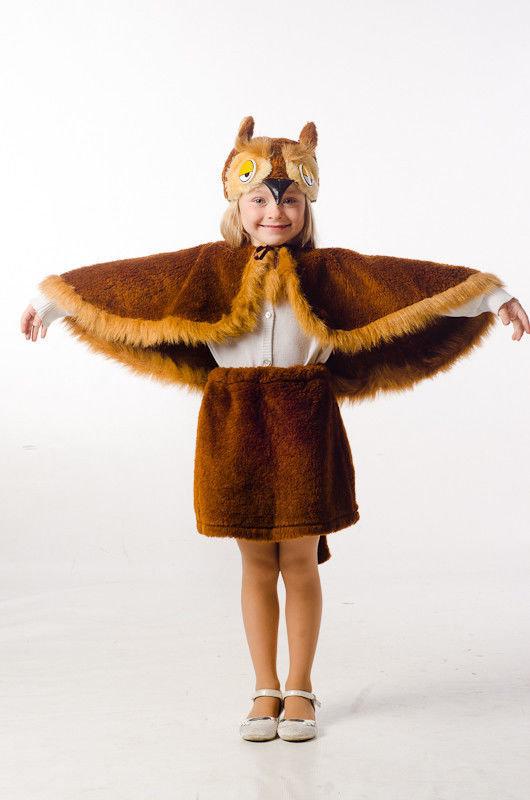 такое возрастное детский костюм совы напрокат спб компания