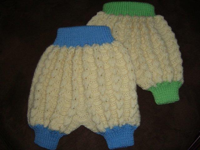 Вязание для малышей до года спицами комбинезон
