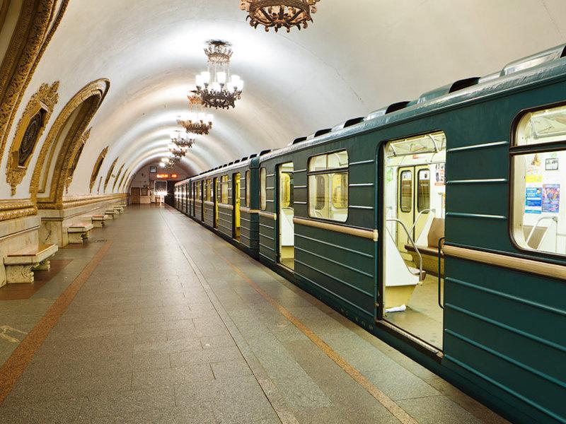 Картинки метро