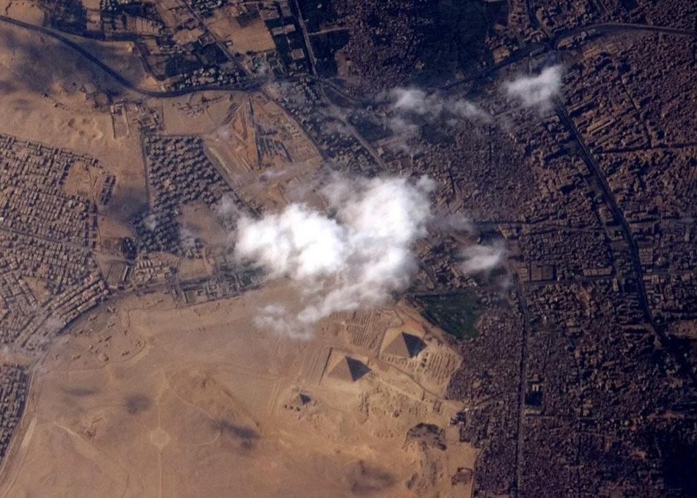 скай пирамиды египта фото со спутника суп