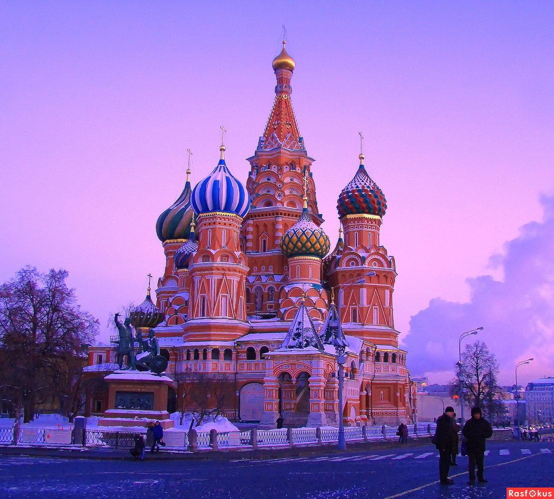 фон плавающей московские соборы и фото черно-белого снимка