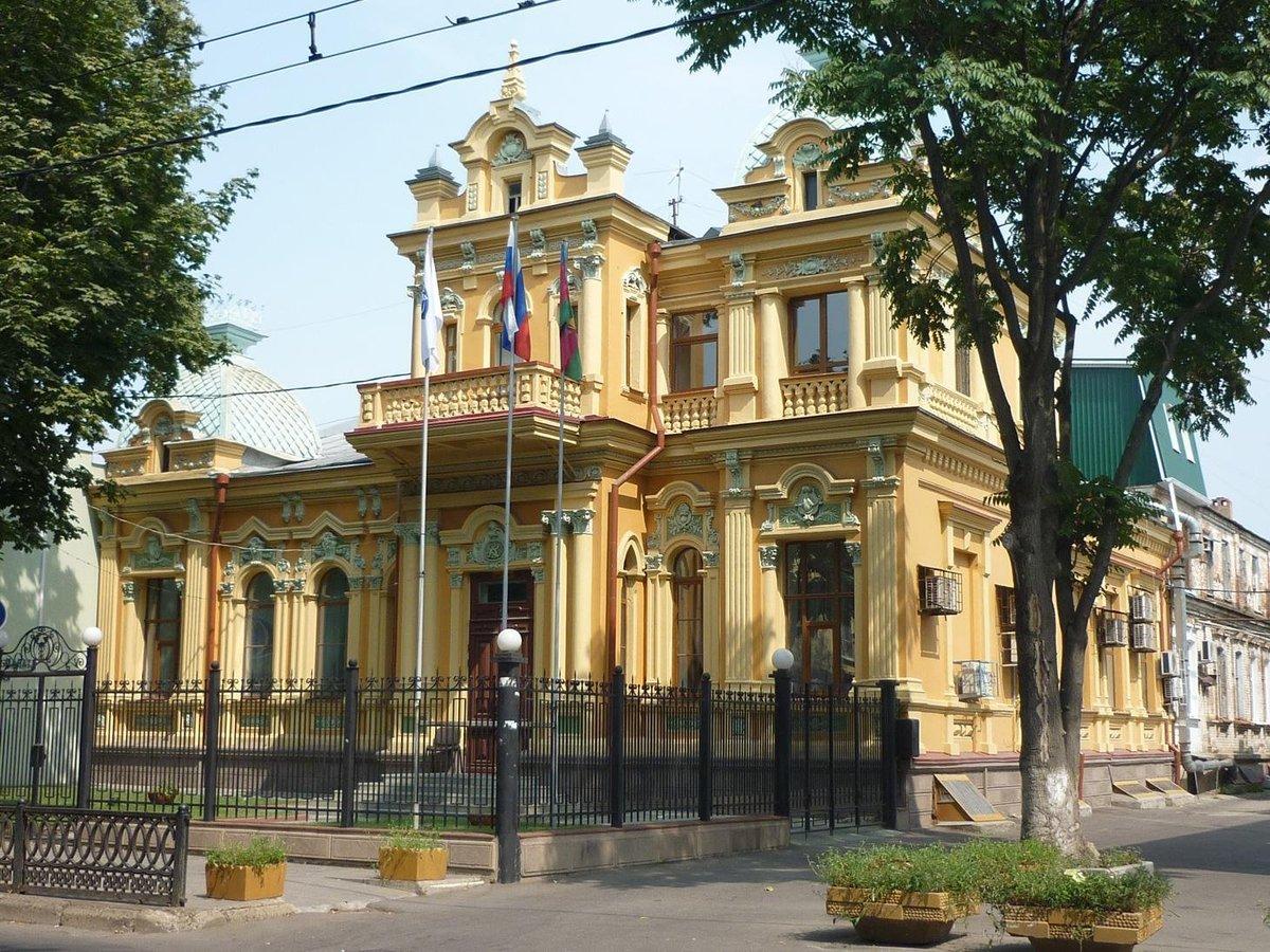 памятники архитектуры краснодарского края фото уже необходимо