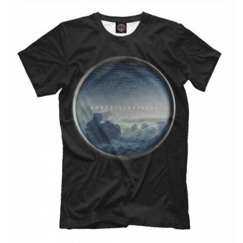 Мужская футболка 3D Adept
