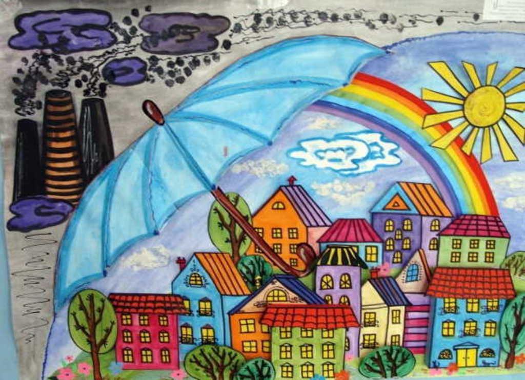 Открытки папе, защита окружающей среды картинки рисунки для школы