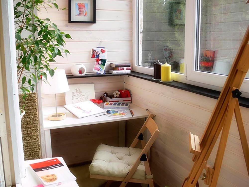 """Мастерская художника на балконе"""" - карточка пользователя jig."""