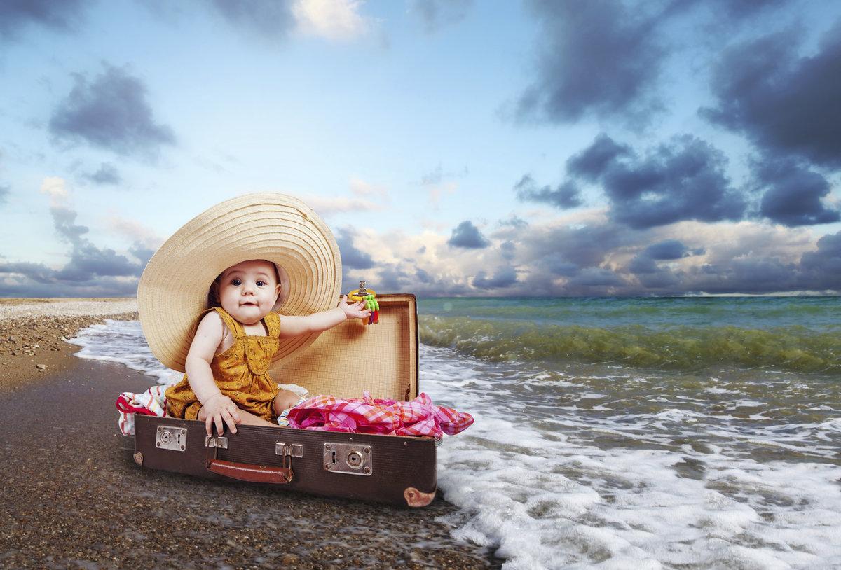Нарисовать открытку, смешные картинки в путешествиях